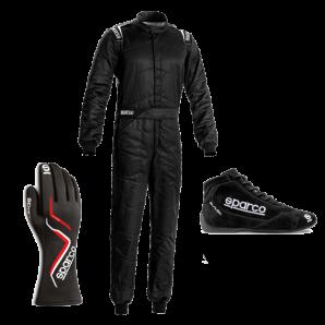 Sparco Sprint FIA uitrusting