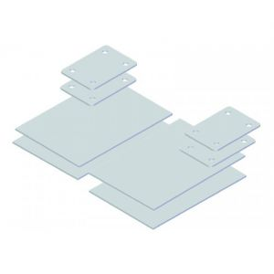 ROLL CAGE REINFORCEMENT PLATES