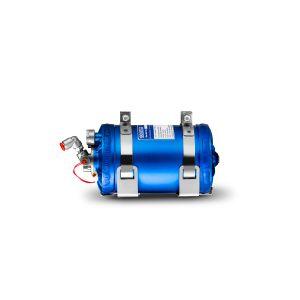 Sparco Elektrische Systeemblusser 1,3 liter Aluminium