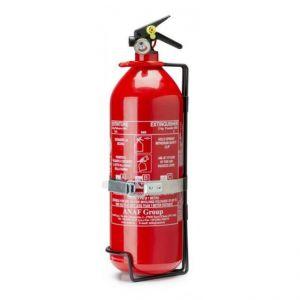 Handblusser RVS 2.0 liter