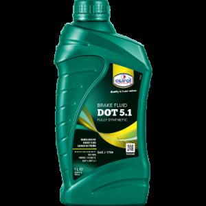 Eurol Remvloeistof DOT 5.1 1ltr