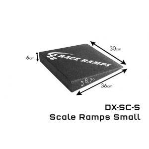 Scale Ramp Small (set van 4)