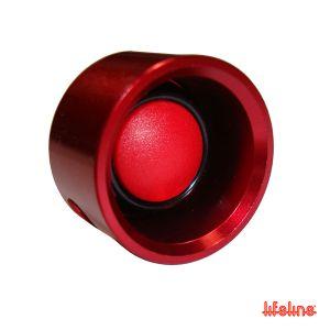 Lifeline Internal / External Waterproof Switch Alloy Bezel