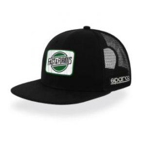 FAST & FURIOUS Flat visor cap groen