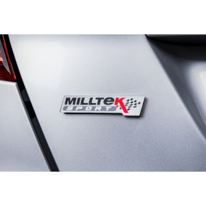 Milltek  POS & Branding  SSXMKT128