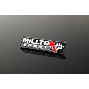 Milltek  POS & Branding  SSXMKT129
