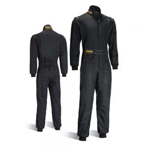 FIA Suit TI-090 Zwart