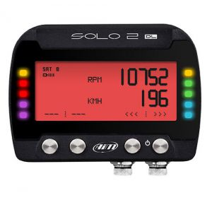 AIM Solo 2DL GPS Laptimer - mini datalogger