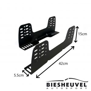 Biesheuvel Sidemounts 3mm Steel