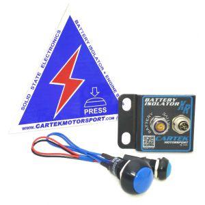 Hoofdstroom Kit XR Elektrisch FIA