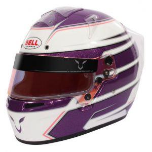 Bell KC7-CMR Lewis Hamilton 2020 Purple / White