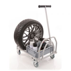 Opvouwbare Pit Trolley Mini