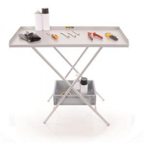 Inklapbare Werktafel