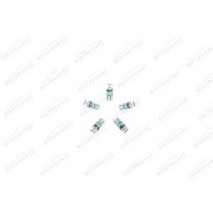 VDO Steeklamp LED - T10 - W2.1x9.5d - 12V Blauw