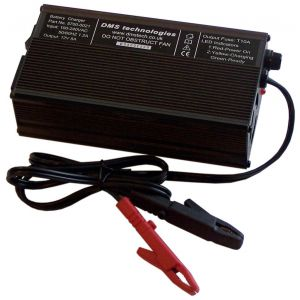 8A Three Stage Desk Top Charger