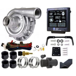 Electric Waterpump 115Ltr/Min Alloy + Controler