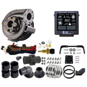 Electric Water Pump 80ltr + controler