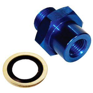 Bosch 044 Alloy Pump Adaptor