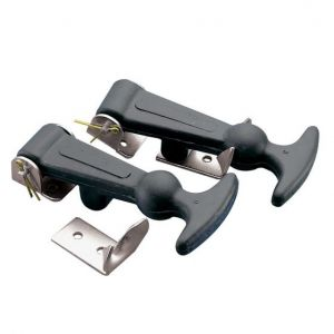 Grayston Competition Rubber Bonnet/Boot Hook Kits Small