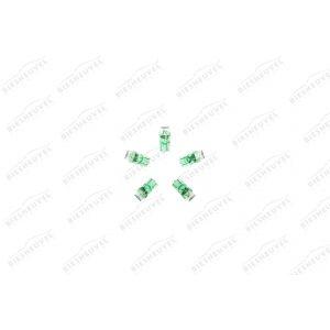 VDO Steeklamp LED - T10 - W2.1x9.5d - 12V Groen