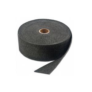 Uitlaat Isolatieband / Heat Wrap 5cm X 7,5m Zwart