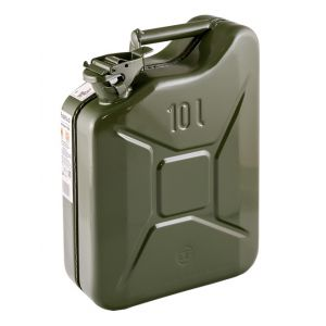 Jerrycan staal 10 liter