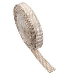 Uitlaat Isolatieband / Heat Wrap 2,5cm X 30m Beige