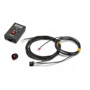Kabel met externe knop