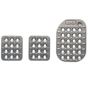 OMP Pedalenset Standaard Aluminium