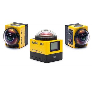 Kodak Pixpro SP360 2K (Extreme pack)