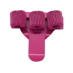 Pennenhouder 3 pennen roze