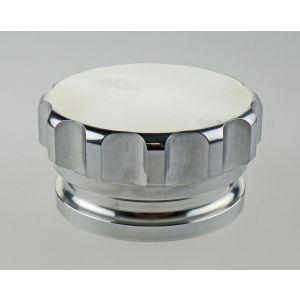 Lasbare Aluminium dop 105 mm (4.13 inch)