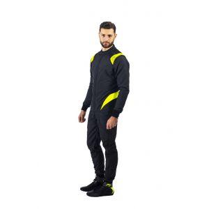 P1 Racewear RS-Formula Suit Zwart