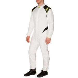 P1 Racewear RS-Formula Suit White