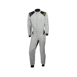P1 Racewear RS-GT Suit Zilver