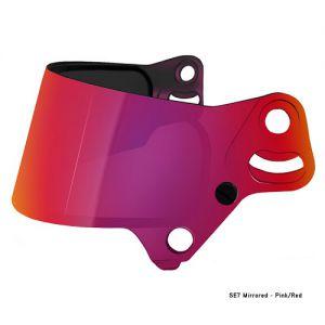 SE07 DSAF Pink/Red Mirror