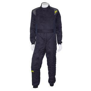 P1 Racewear SMART-PASSION Race Suit Zwart