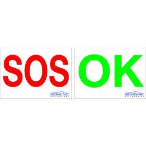 SOS / OK Sign