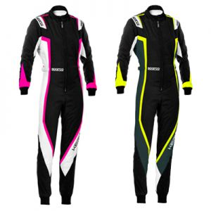 Sparco Kart Overall Kerb Lady