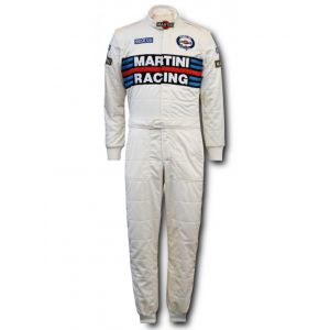 Sparco Suit Martini Racing Heritage Edition 2020