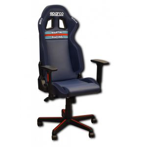Sparco R100 Martini Racing Heritage Edition 2020 bureaustoel
