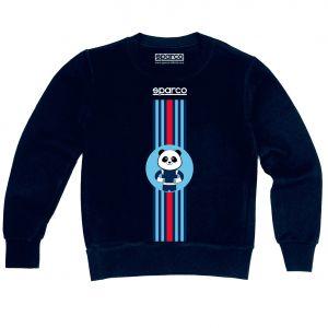 Sparco Youth Sweatshirt Stripe Design