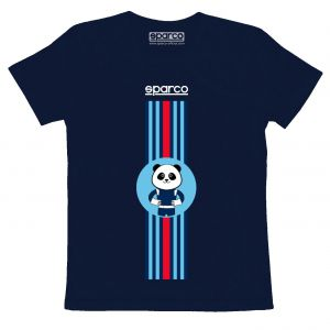 Sparco Youth T-Shirt Stripe Design
