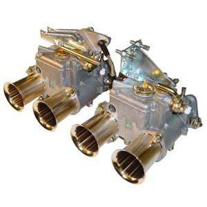 Throttle Linkage Kit (2 xWeber DCOE) Twin Cable