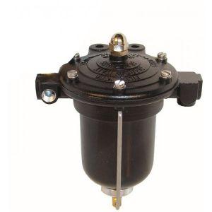 85mm ALLOY BOWL V8 - JIC CONNECTION