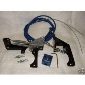 Dellorto DHLA Twin Cable Throttle Linkage Kit