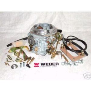 Weber 32/34 DMTL VW Golf 1.6 - 83-91