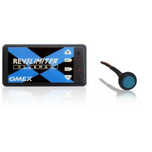 OMEX Rev Limiter with Launch Control Twin Coil