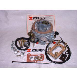 Weber 32/34 DMTL Opel Astra 1.3 - 84-89